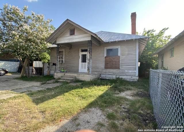 4115 S Presa St, San Antonio, TX 78223 (MLS #1469722) :: The Mullen Group | RE/MAX Access