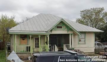 4109 S Presa St, San Antonio, TX 78223 (MLS #1469730) :: The Mullen Group | RE/MAX Access
