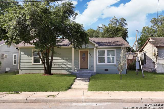 160 Kaine St, San Antonio, TX 78214 (MLS #1469769) :: The Mullen Group | RE/MAX Access