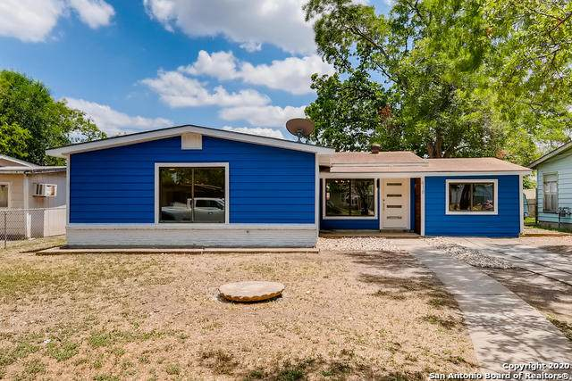 418 Crane Ave, San Antonio, TX 78214 (MLS #1469810) :: Concierge Realty of SA