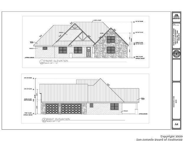 5 Belle Oaks, Bulverde, TX 78163 (MLS #1469840) :: Carolina Garcia Real Estate Group