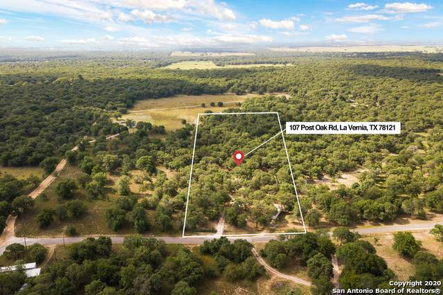 107 Post Oak Rd, La Vernia, TX 78121 (MLS #1469861) :: Alexis Weigand Real Estate Group