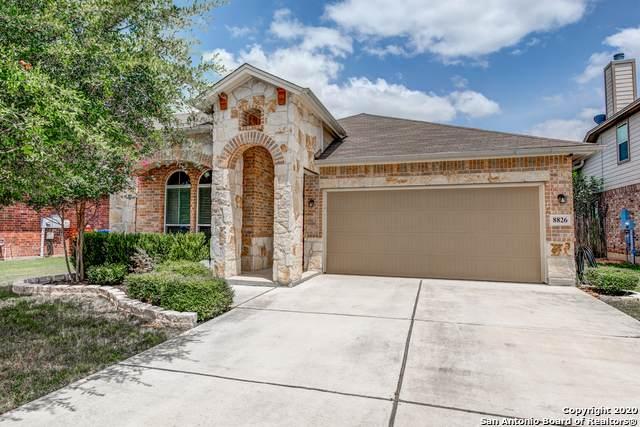 8826 Emerald Sky Dr, San Antonio, TX 78254 (MLS #1469880) :: Alexis Weigand Real Estate Group