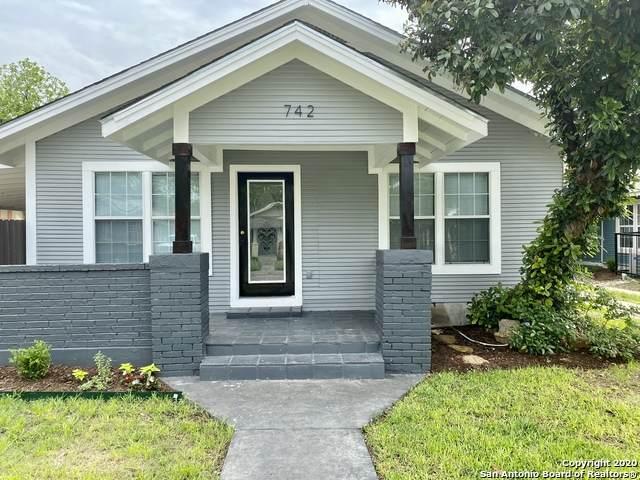 742 E Canton, San Antonio, TX 78202 (MLS #1469917) :: Alexis Weigand Real Estate Group