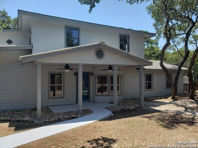 336 Woodwind Dr, Canyon Lake, TX 78133 (MLS #1469990) :: BHGRE HomeCity San Antonio