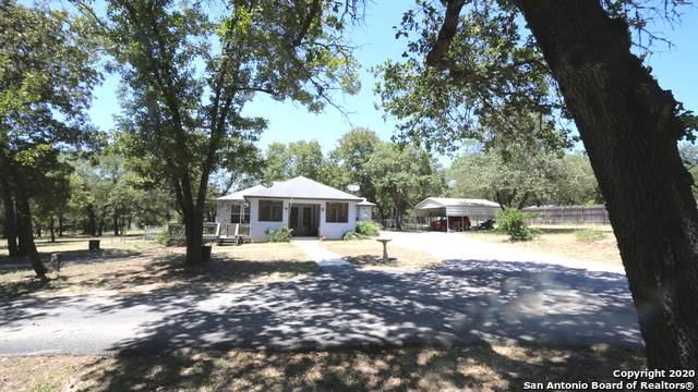 373 Cimarron Dr, Floresville, TX 78114 (MLS #1470024) :: The Heyl Group at Keller Williams