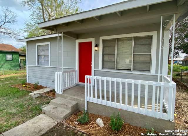 416 Lovett Ave, San Antonio, TX 78211 (MLS #1470029) :: BHGRE HomeCity San Antonio