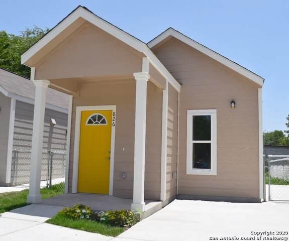 826 S San Eduardo Ave, San Antonio, TX 78237 (MLS #1470077) :: Berkshire Hathaway HomeServices Don Johnson, REALTORS®