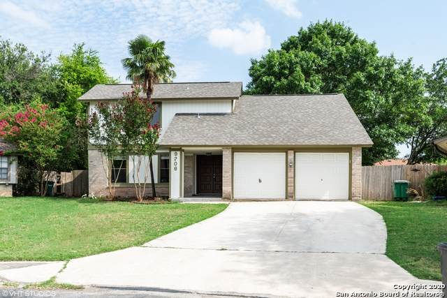 9206 Ridge Square St, San Antonio, TX 78250 (MLS #1470103) :: The Real Estate Jesus Team