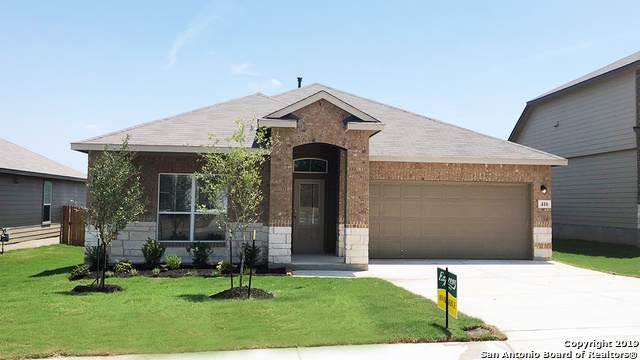 416 Swift Move, Cibolo, TX 78108 (MLS #1470140) :: The Heyl Group at Keller Williams