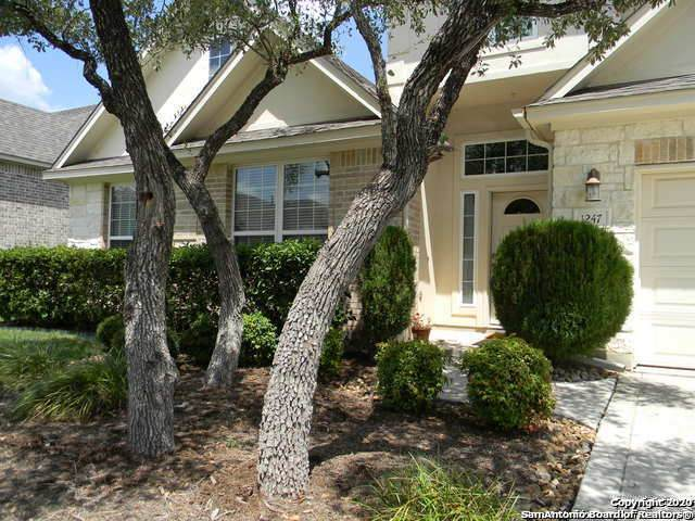 1247 Links Ln, San Antonio, TX 78260 (MLS #1470160) :: The Heyl Group at Keller Williams