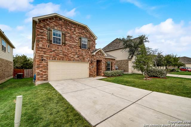 10734 Cactus Way, Helotes, TX 78023 (MLS #1470355) :: The Heyl Group at Keller Williams