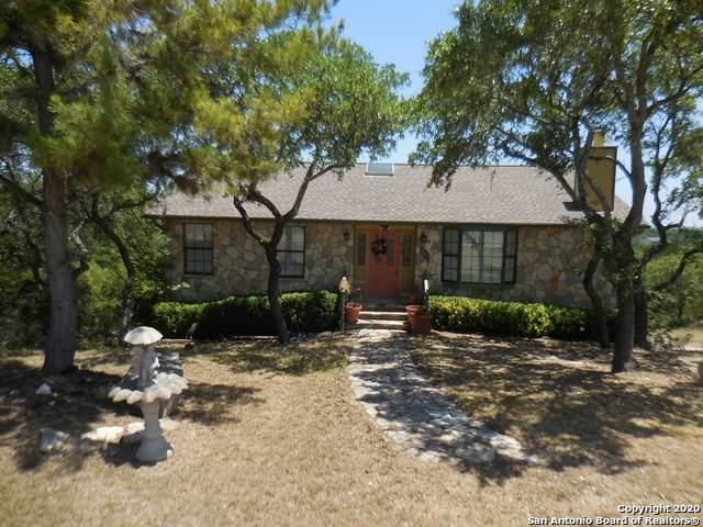 265 Golden Eagle Loop, Canyon Lake, TX 78133 (MLS #1470418) :: The Heyl Group at Keller Williams