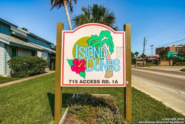715 Beach Access Road 1A #1305, Port Aransas, TX 78373 (MLS #1470424) :: Neal & Neal Team