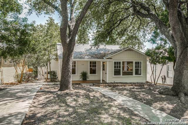 212 Blue Bonnet Blvd, Alamo Heights, TX 78209 (MLS #1470472) :: Carter Fine Homes - Keller Williams Heritage