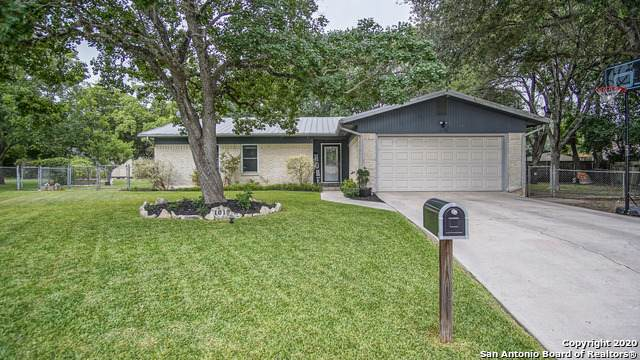 1019 Clover Cir, New Braunfels, TX 78130 (MLS #1470486) :: Carter Fine Homes - Keller Williams Heritage