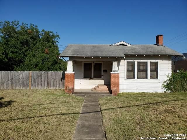 6925 S Flores St, San Antonio, TX 78221 (MLS #1470522) :: The Heyl Group at Keller Williams