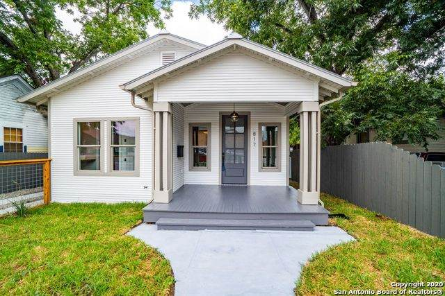 817 E Josephine St, San Antonio, TX 78208 (#1470613) :: The Perry Henderson Group at Berkshire Hathaway Texas Realty