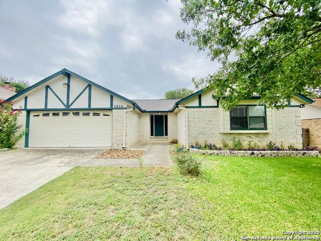 7838 Hill Ridge St, San Antonio, TX 78250 (MLS #1471028) :: Alexis Weigand Real Estate Group