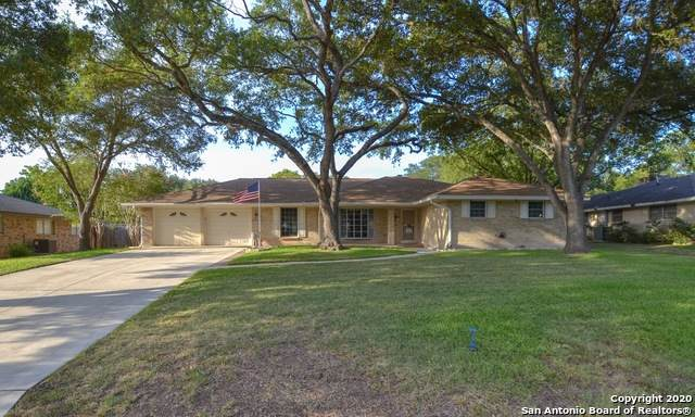 651 Crestway Dr, San Antonio, TX 78239 (MLS #1471118) :: Reyes Signature Properties