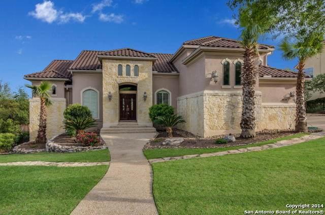 206 Ruidosa Downs, Helotes, TX 78023 (MLS #1471142) :: JP & Associates Realtors