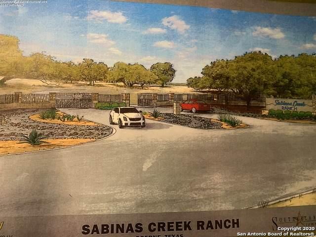LOT 12 Wainright Springs, Boerne, TX 78006 (MLS #1471203) :: Reyes Signature Properties