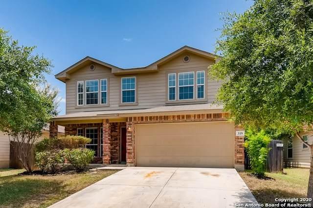 319 Dandelion Bnd, San Antonio, TX 78245 (MLS #1471212) :: Alexis Weigand Real Estate Group