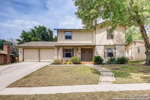 4707 Pebble Glen, San Antonio, TX 78217 (MLS #1471282) :: Carter Fine Homes - Keller Williams Heritage