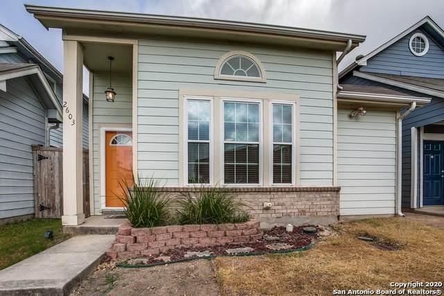 2603 Crown Hollow, San Antonio, TX 78251 (MLS #1471283) :: BHGRE HomeCity San Antonio