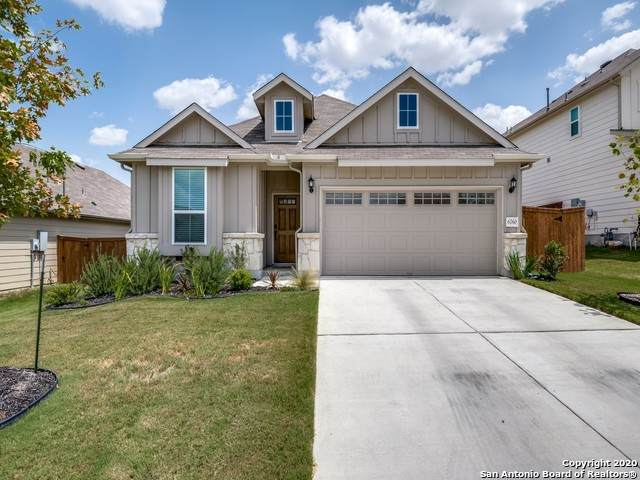 6760 Concho Creek, Schertz, TX 78108 (MLS #1471337) :: Reyes Signature Properties