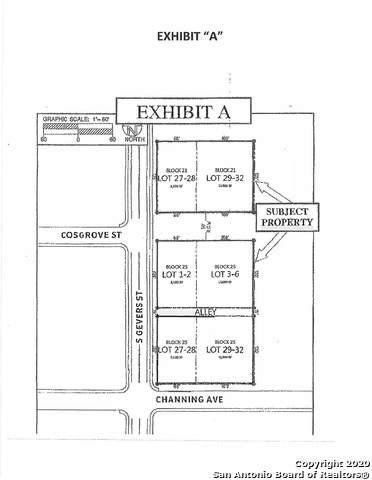 0 Costgrove St, San Antonio, TX 78210 (MLS #1471382) :: 2Halls Property Team | Berkshire Hathaway HomeServices PenFed Realty