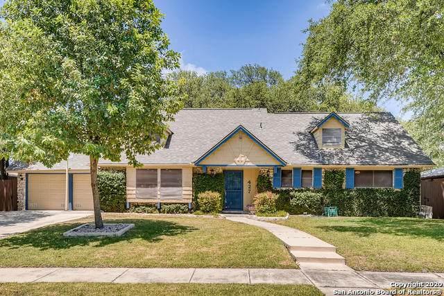 427 Indigo St, San Antonio, TX 78216 (MLS #1471467) :: Concierge Realty of SA