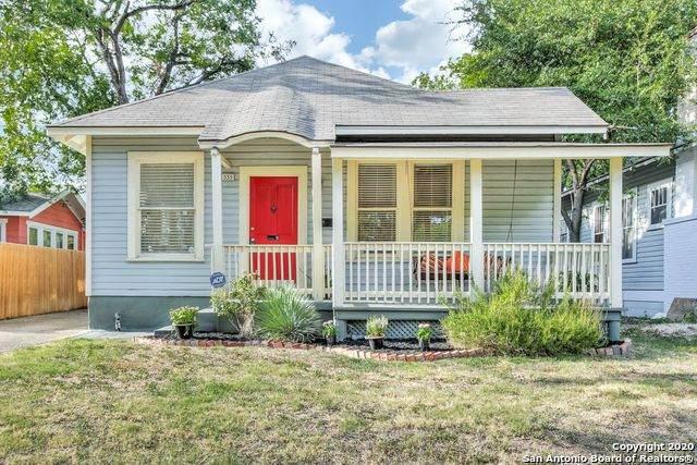 535 W Agarita Ave, San Antonio, TX 78212 (MLS #1471470) :: Alexis Weigand Real Estate Group