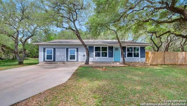 434 Ridgerock Dr, Canyon Lake, TX 78133 (MLS #1471474) :: Reyes Signature Properties