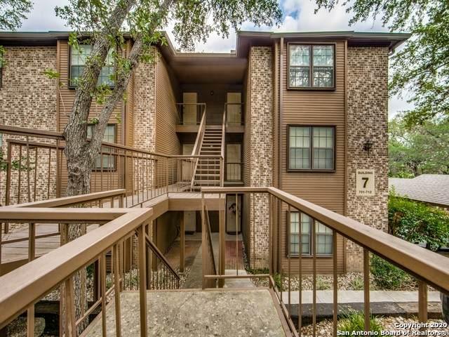 10955 Wurzbach Rd #712, San Antonio, TX 78230 (MLS #1471491) :: Reyes Signature Properties