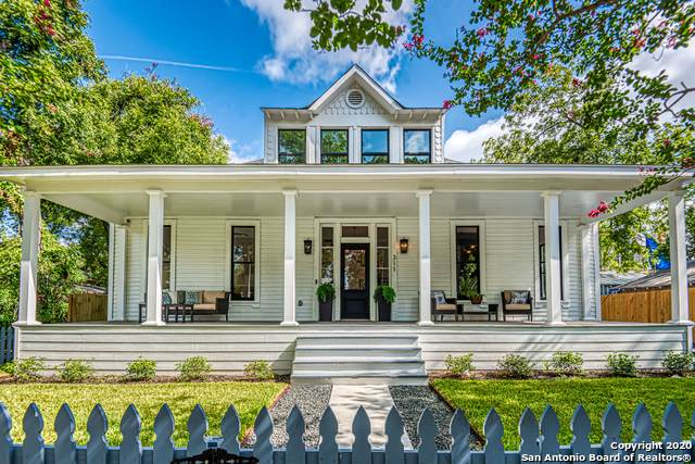 311 Pereida St, San Antonio, TX 78210 (MLS #1471553) :: Reyes Signature Properties