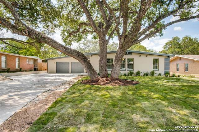 309 Busby Dr, San Antonio, TX 78209 (MLS #1471585) :: The Mullen Group | RE/MAX Access