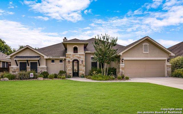 440 English Oaks Cir, Boerne, TX 78006 (MLS #1471619) :: Alexis Weigand Real Estate Group