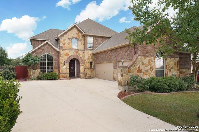 714 Piazza Pl, San Antonio, TX 78253 (#1471680) :: The Perry Henderson Group at Berkshire Hathaway Texas Realty