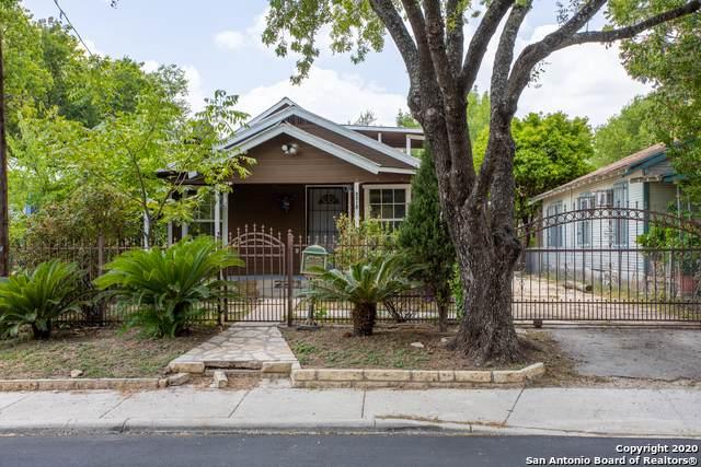 3312 Monterey St, San Antonio, TX 78207 (MLS #1471723) :: Carter Fine Homes - Keller Williams Heritage