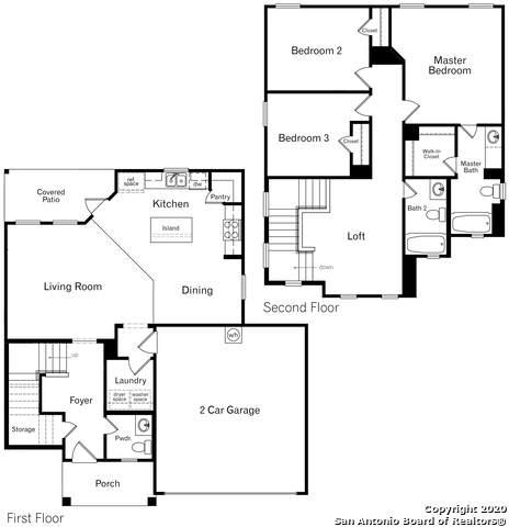 5514 Rosillo Bluff, San Antonio, TX 78222 (MLS #1471736) :: Alexis Weigand Real Estate Group