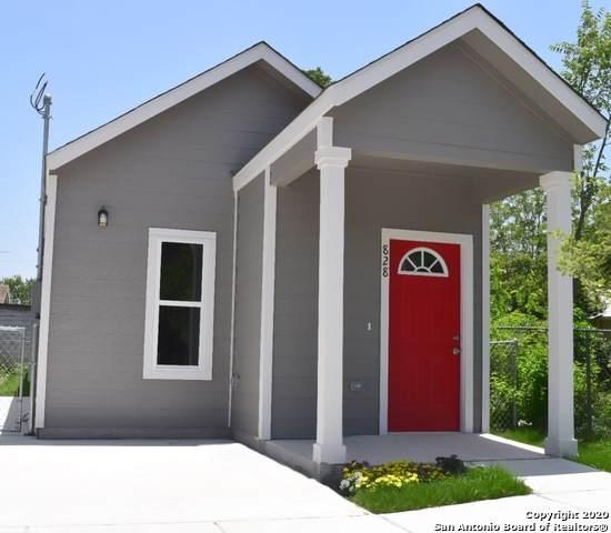 828 S San Eduardo Ave, San Antonio, TX 78237 (MLS #1471792) :: Alexis Weigand Real Estate Group