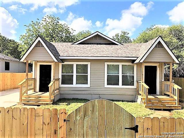 312 Arlington Ct, San Antonio, TX 78210 (MLS #1471795) :: 2Halls Property Team | Berkshire Hathaway HomeServices PenFed Realty