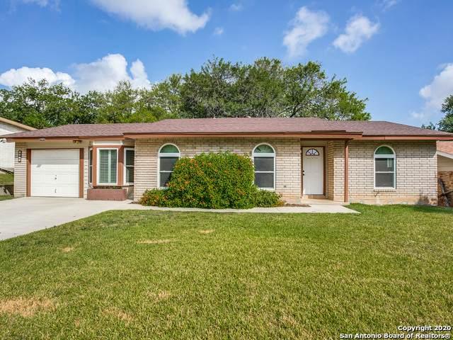 3707 Minthill Dr, San Antonio, TX 78230 (MLS #1471852) :: Reyes Signature Properties