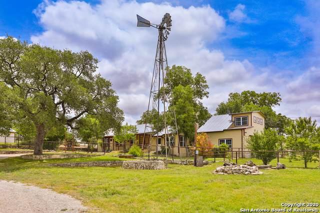 31 Bennitt Rd, Waring, TX 78074 (MLS #1471929) :: The Castillo Group