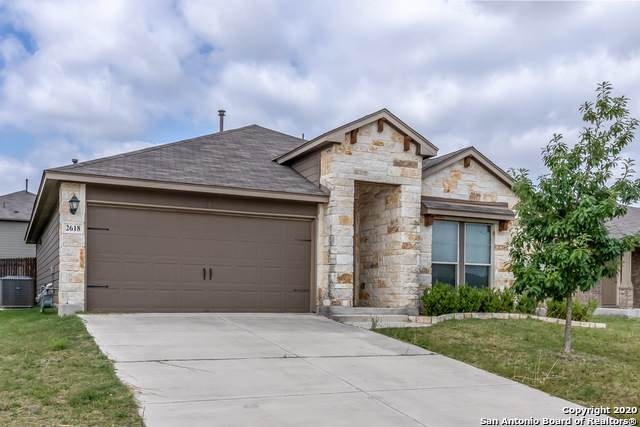 2618 Lonesome Creek Trail, New Braunfels, TX 78130 (MLS #1471955) :: Carolina Garcia Real Estate Group