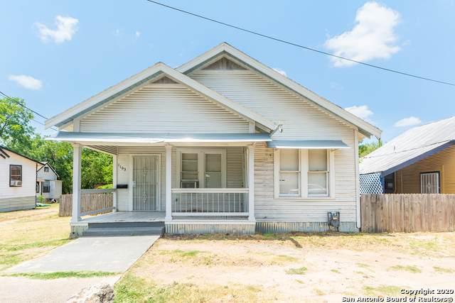 1103 S Gevers St, San Antonio, TX 78210 (MLS #1472050) :: 2Halls Property Team | Berkshire Hathaway HomeServices PenFed Realty