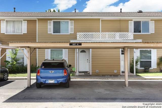 7322 Oak Manor Dr #15, San Antonio, TX 78229 (MLS #1472056) :: Reyes Signature Properties
