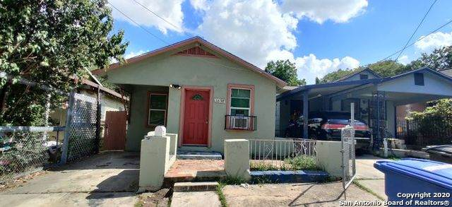 1638 Perez St, San Antonio, TX 78207 (MLS #1472070) :: Alexis Weigand Real Estate Group