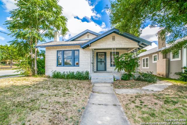 701 Rigsby Ave, San Antonio, TX 78210 (MLS #1472141) :: 2Halls Property Team | Berkshire Hathaway HomeServices PenFed Realty